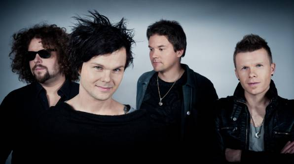 HD Wallpaper of The Rasmus