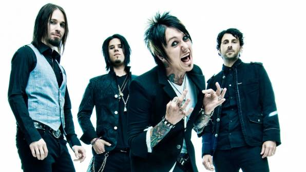 Обои Jacoby Shaddix, Papa roach, alternative rock