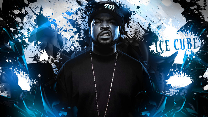 HD Wallpaper of Ice Cube, Rap, Music