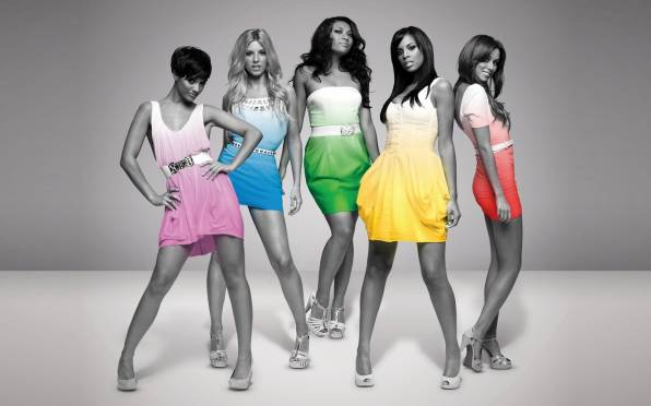 Обои The Saturdays