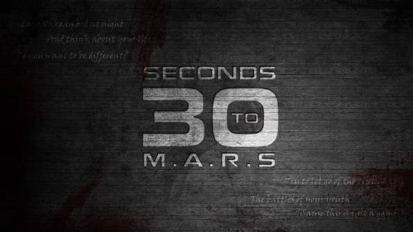 Обои 30 seconds to mars, echelon, Jared Leto