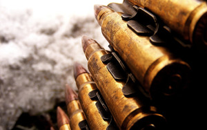 Preview wallpaper of Bullet, Weapon, Clamping