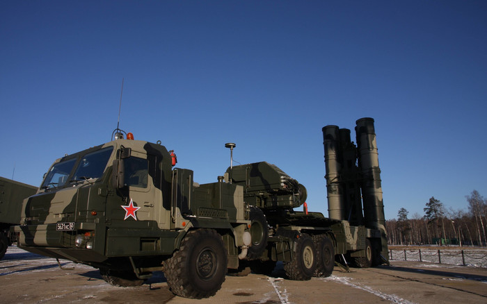 HD Wallpaper Missile System, S-400, Russia Army