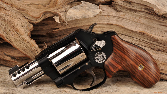 HD Wallpaper of 357 Magnum, Weapon, Gun