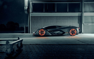 Preview wallpaper of Car, Lamborghini Terzo Millennio, Sport Car