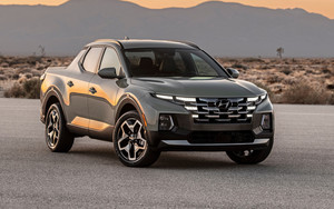 Preview wallpaper of hyundai santa cruz, cars
