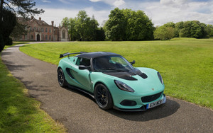 Смотреть обои Lotus Elise Sport, SuperCar, Vehicle
