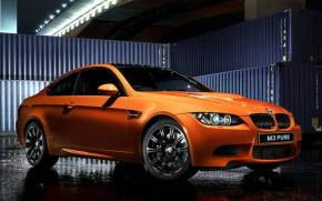 Preview wallpaper  <b>Bmw</b> <b>M3</b> E92, Coupe, Pure Edition II 2012