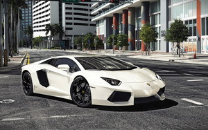 Preview wallpaper of Car, Lamborghini, Lamborghini Aventador LP700-4
