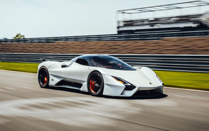Preview wallpaper of Car, Sport Car, Supercar, SSC Tuatara