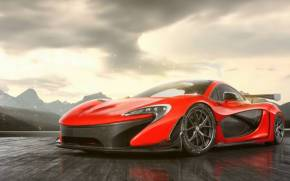 Preview wallpaper  mclaren p1, <b>supercar</b>, tuning, макларен, jack darto