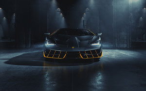 Preview wallpaper Car, Lamborghini, Lamborghini Centenario