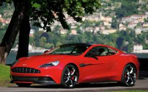 Preview wallpaper Aston Martin, Project AM310, Concept
