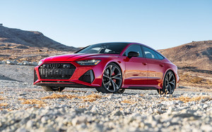 Preview wallpaper of audi rs 7, sportback, cars