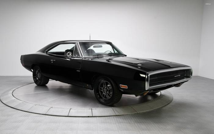 Обои Dodge Charger RT