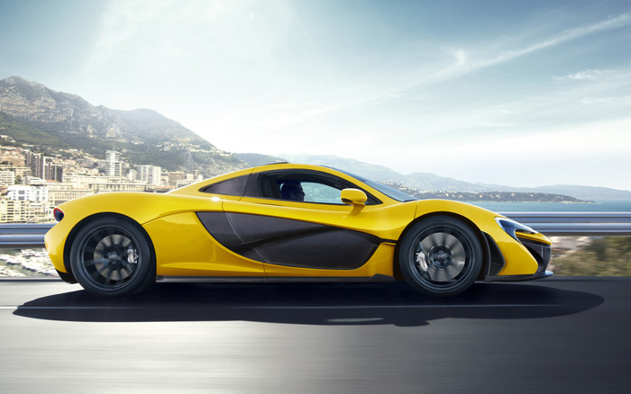 HD Wallpaper McLaren, McLaren P1, SportCar, Supercar, Vehicle