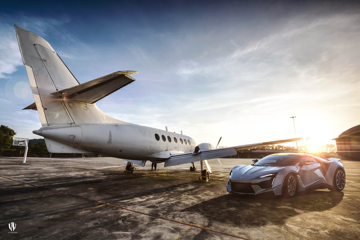HD Wallpaper of Aircraft, Fenyr, SuperSport, Vehicle