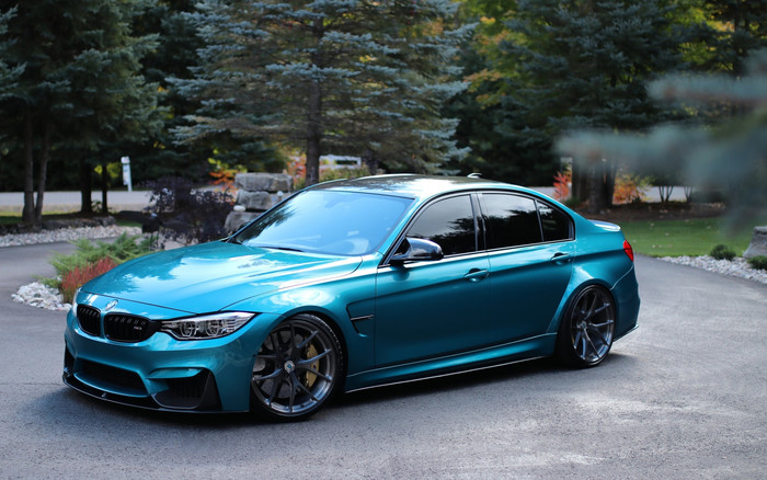 Wallpaper of BMW, BMW M3, Blue, Car, Luxury Car, Vehicle background & HD image