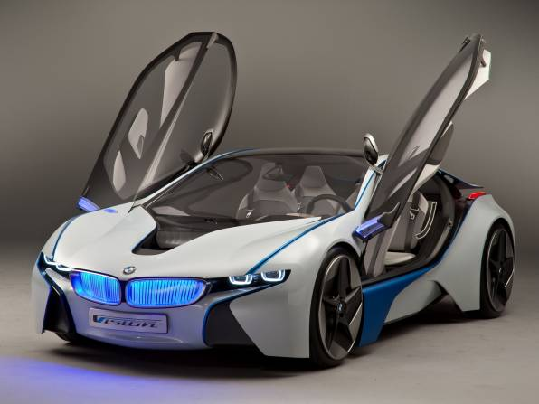 HD Wallpaper bmw vision efficientdynamics concept