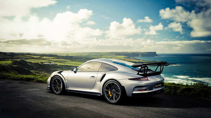 Wallpaper of Car, Porsche 911 GT3 RS, Silver, Super Car background & HD image