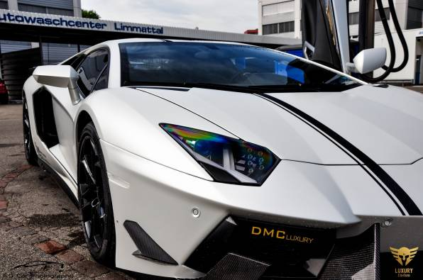 HD Wallpaper DMC Luxury, Lamborghini, Aventador