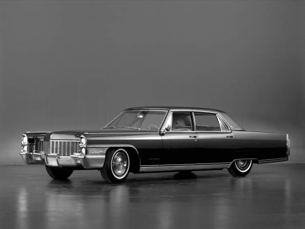 Обои Cadillac, Fleetwood, Sixty Special Brougham