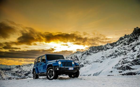 HD Wallpaper Jeep Wrangler Polar