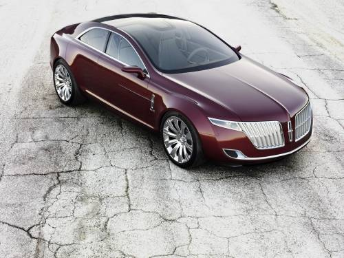 HD Wallpaper of Lincoln MKR Concept (2007)