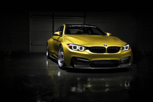 HD Wallpaper of bmw m4 gtrs4 vorsteiner