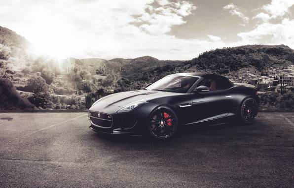 HD Обои Jaguar F-Type V8 S, Fernandez World Photography
