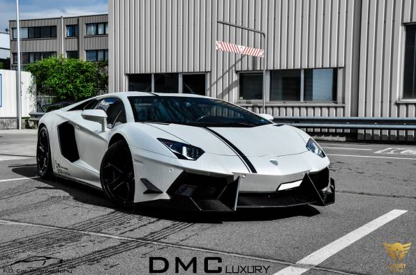 Обои DMC Luxury, Lamborghini Aventador LP700-4