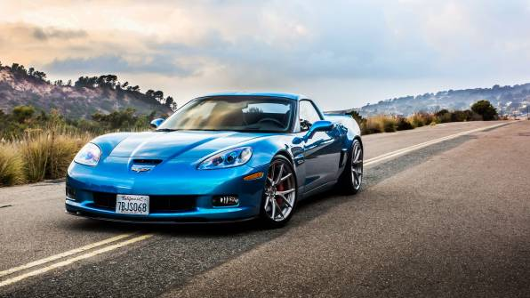 HD Wallpaper chevrolet corvette z06