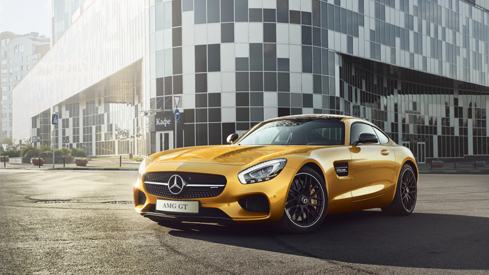 Wallpaper of Car, Mercedes-AMG, Mercedes-AMG GT, Sport Car background & HD image
