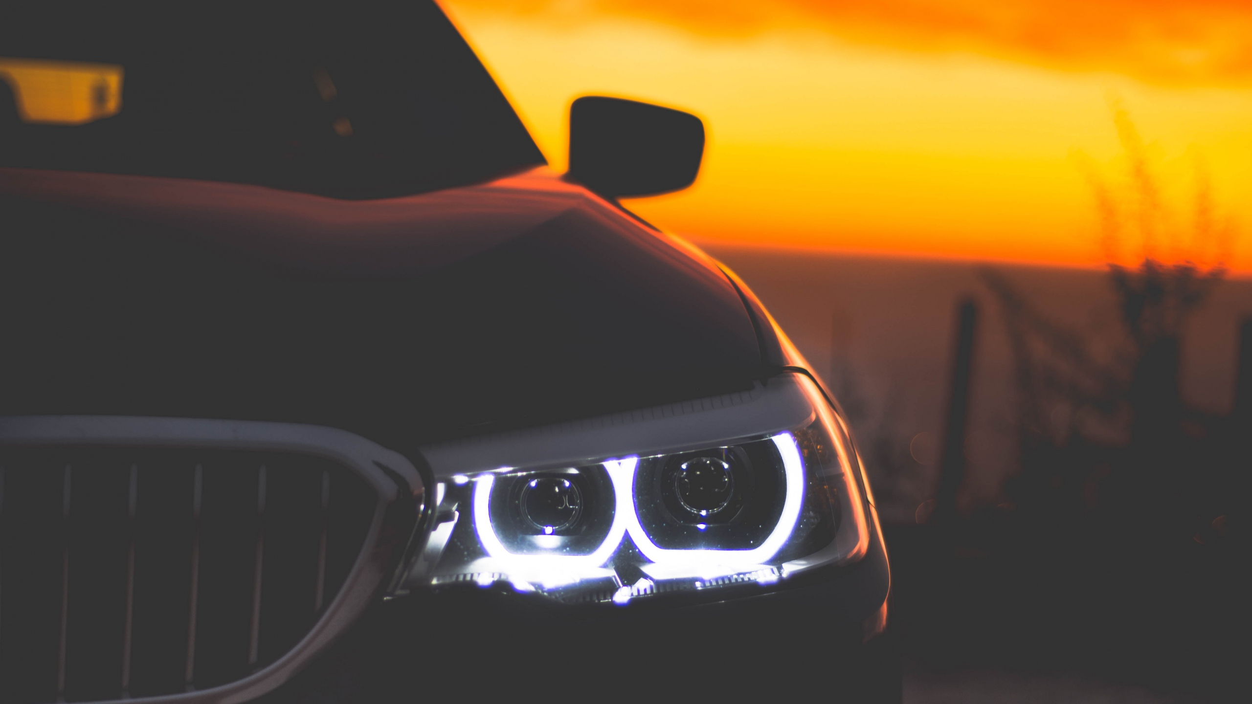 wallpaper of auto  farah  night  bmw background  u0026 hd image