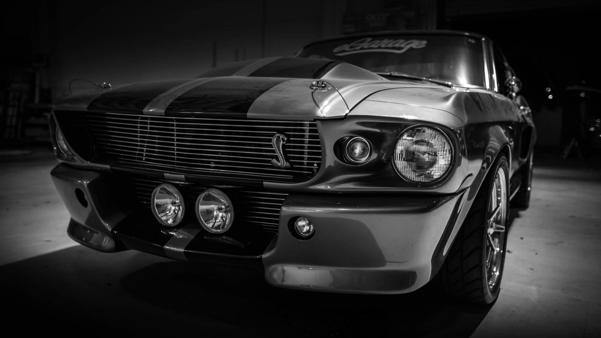 Wallpaper Ford Mustang Shelby Gt500 Eleanor Desktop Picture Hd Photo