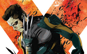 Preview wallpaper Marvel Comics, Wolverine, X-Men
