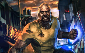 Preview wallpaper of Comics, Luke Cage, Marvel Comics