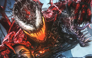Preview wallpaper Marvel Comics, Venom, Eddie Brock