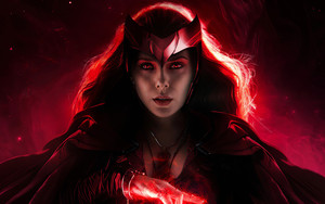 Preview wallpaper Comics, Scarlet Witch