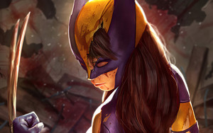 Preview wallpaper of Marvel Comics, X-23, X-Men