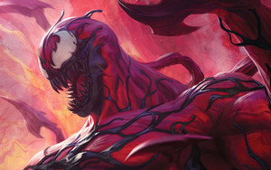 Preview wallpaper Carnage, Marvel, Comics, Marvel Comics