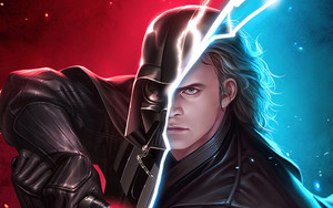 Preview wallpaper of Anakin Skywalker, Darth Vader, Sith, Star Wars