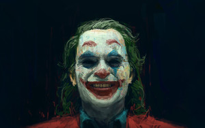 Preview wallpaper Art, Movie, Joker