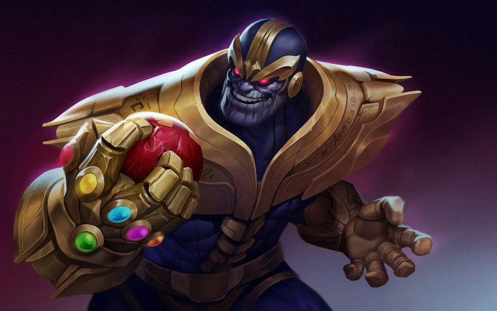 Wallpaper of Infinity, Gauntlet, Marvel, Comics, Thanos background & HD image