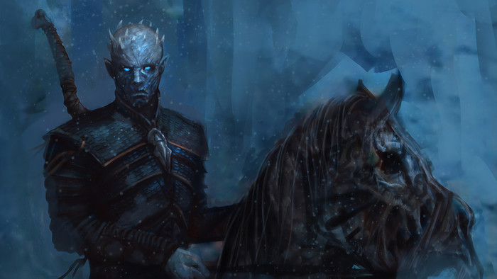 Wallpaper of Art, Game Of Thrones, Night King background & HD image