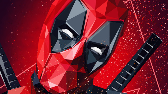 Wallpaper of Art, Abstract, Deadpool, Marvel, Comics background & HD image