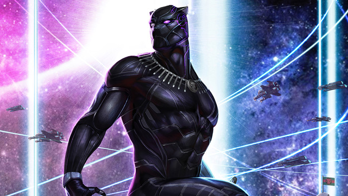 Wallpaper of Black Panther, Marvel Comics background & HD image