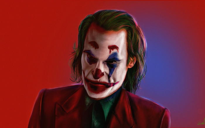 Wallpaper of Art, DC, Comics, Joker background & HD image