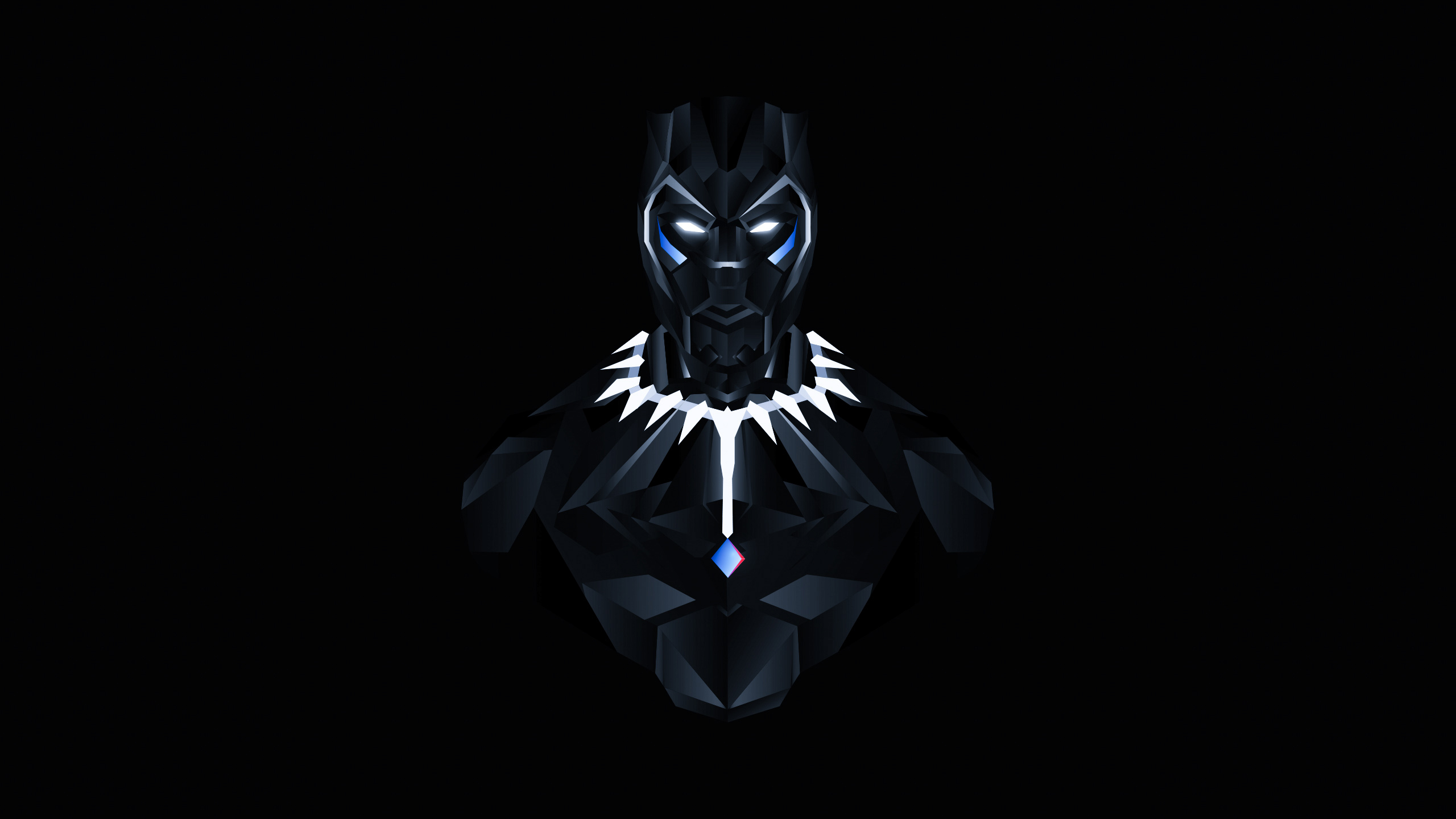 Wallpaper Black Panther, Minimalism, Marvel, Comics picture & HD photo