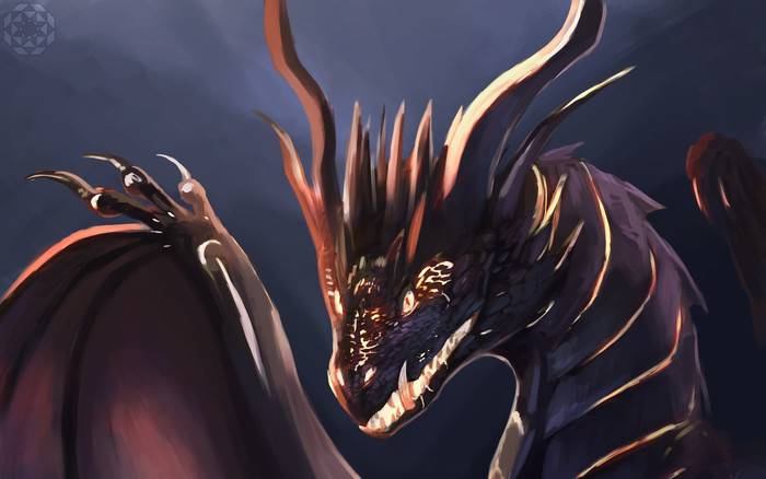 HD Wallpaper Fantasy, Art, Dragon